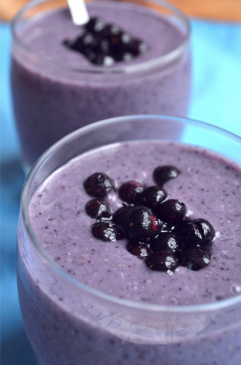 Flu Shot Smoothie by Fablunch