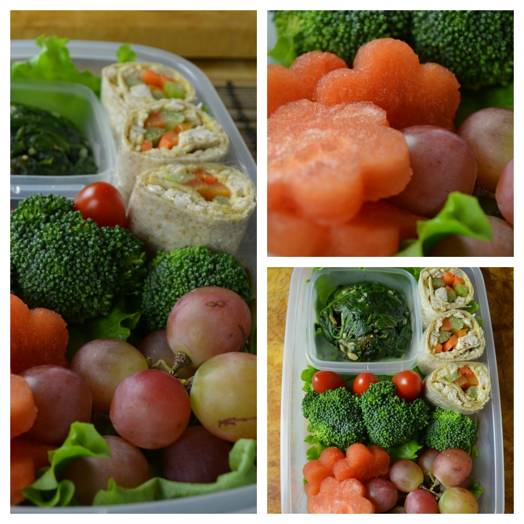 Quick & Healthy Bento Lunch