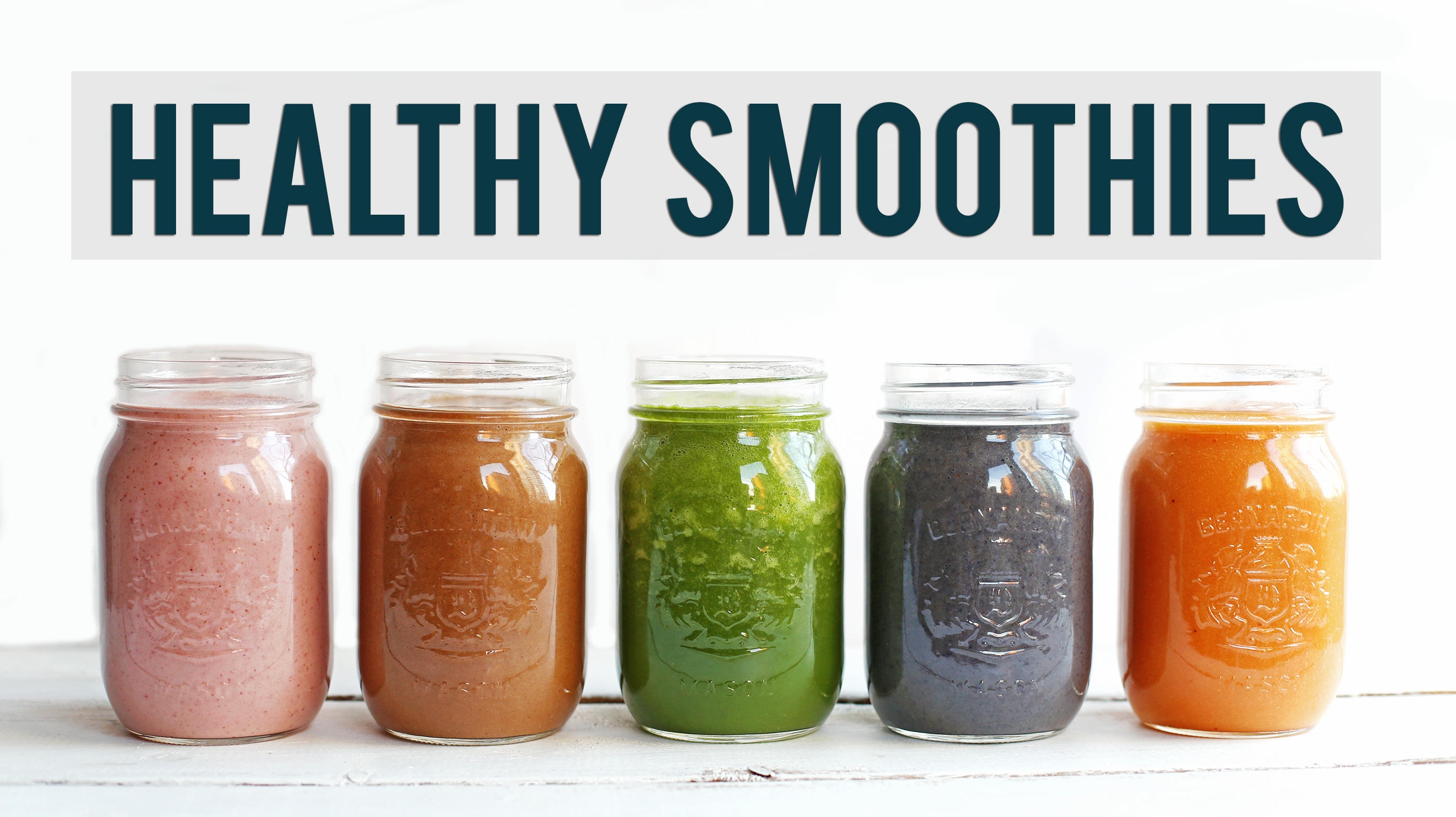 5 Healthy Breakfast Smoothies - Fablunch