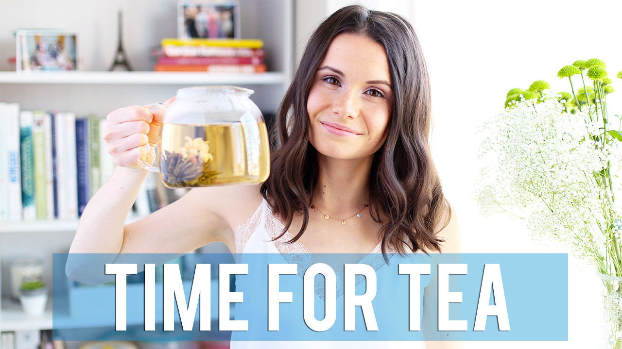 TIME FOR TEA: Q&A, Updates, Vlogging & More