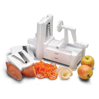 World Cuisine Spiralizer