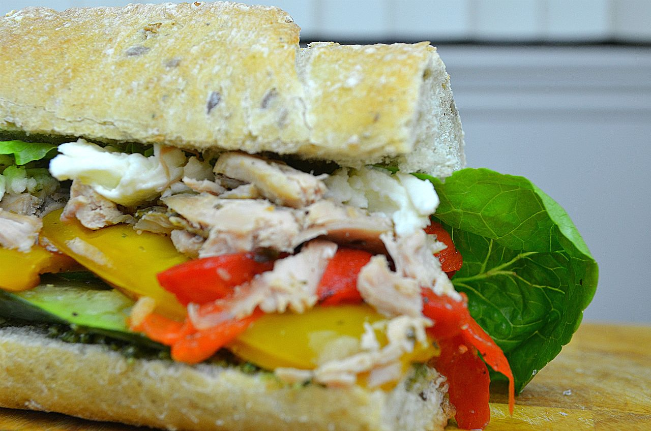 Best Leftover Turkey Sandwich