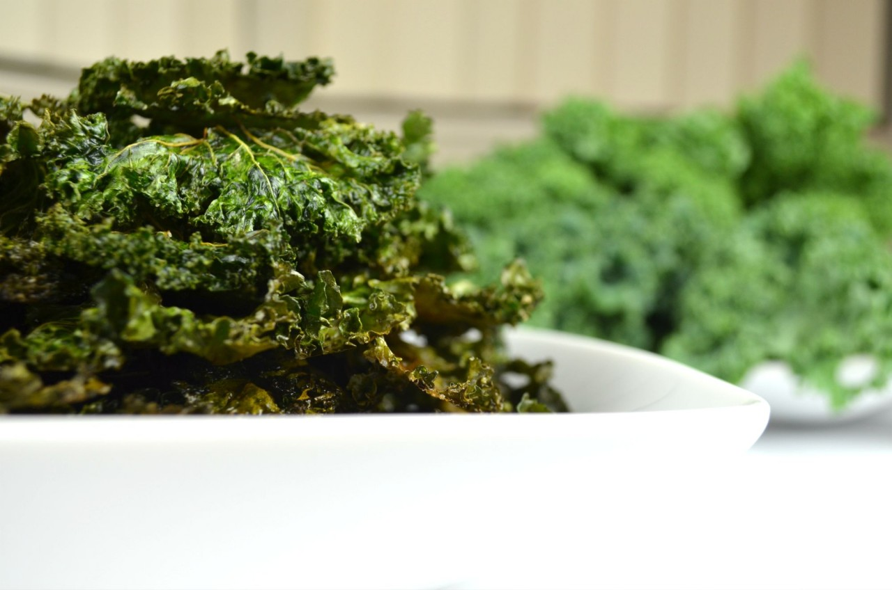 How to Make The Perfect Crispy Kale Chips