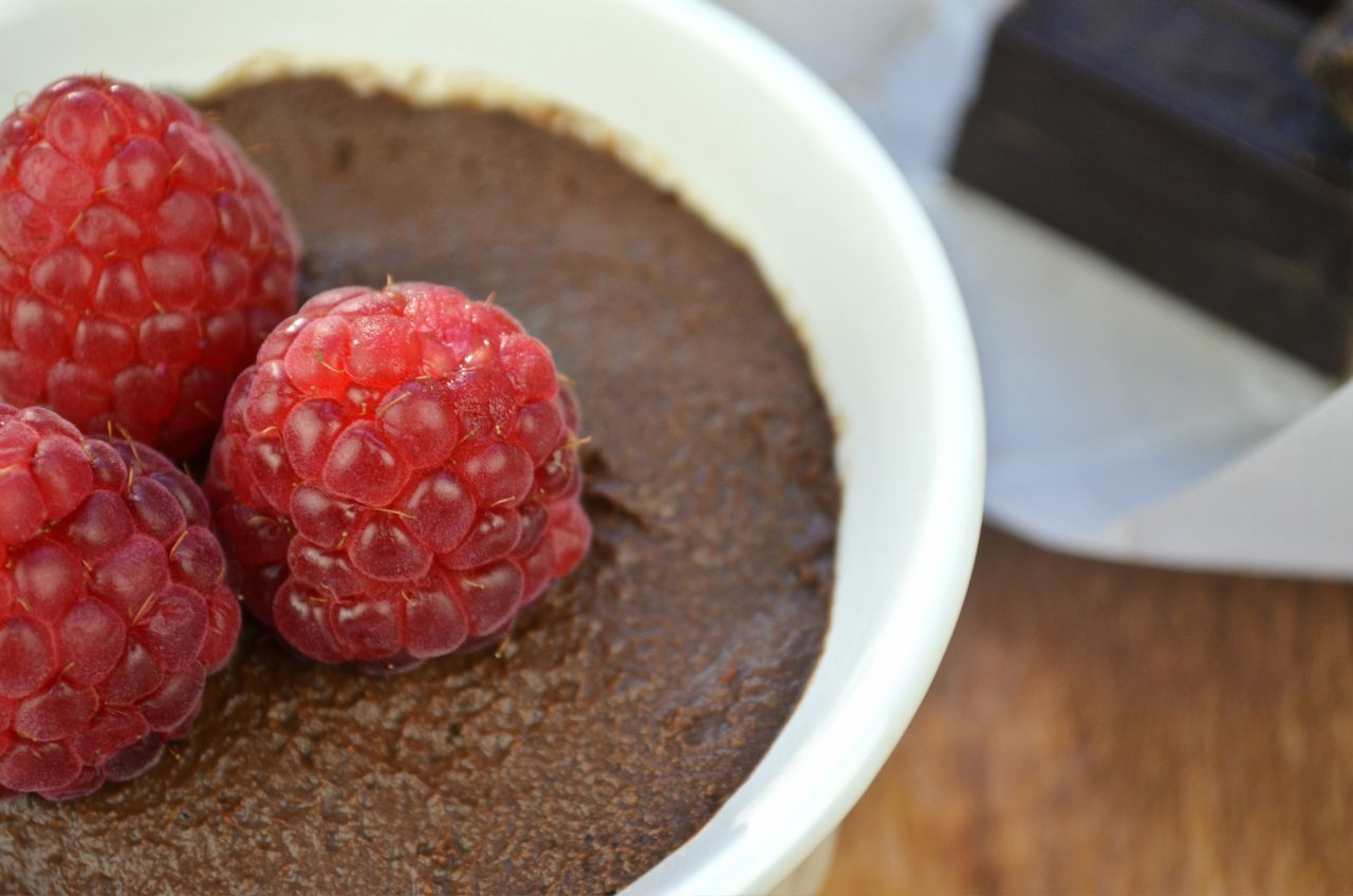 Healthy Chocolate Pudding Recipe (Vegan & Sugar-Free) by Fablunch