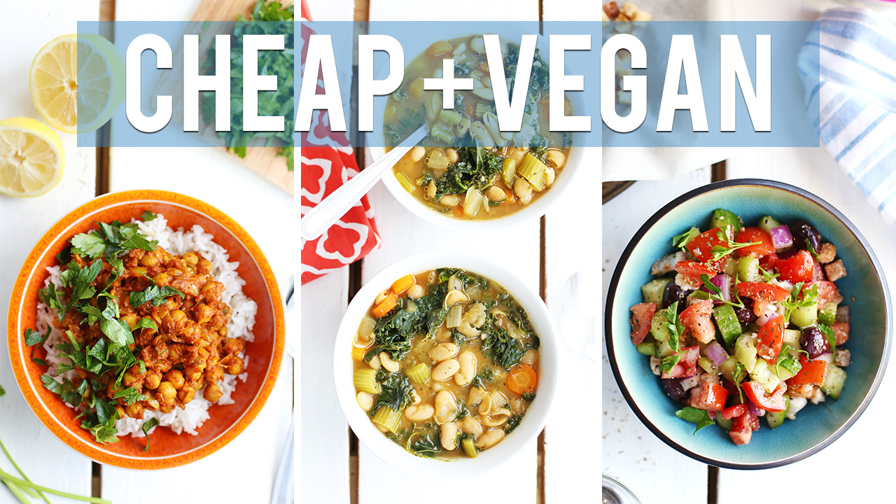 Plant Based Recipes For Beginners Salads